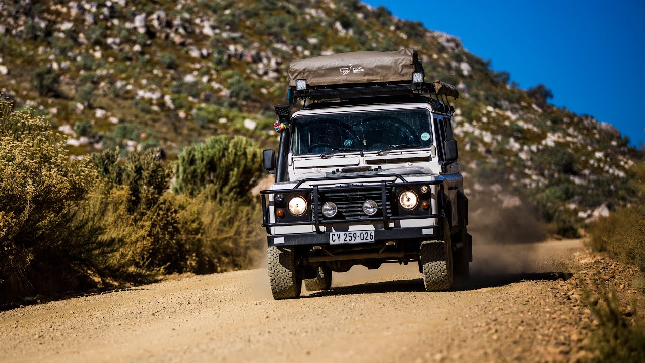 LAND ROVER AFRICAN 4X4 ADVENTURE
