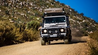 LAND ROVER AFRICAN 4X4 ADVENTURE!