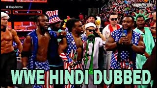 WWE DUBBED IN HINDI 6 (FUNNY) || akshayishere