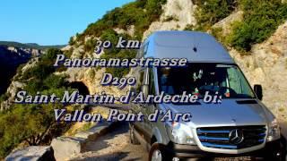 Camping la Revire in Saint-Martin-d'Ardeche
