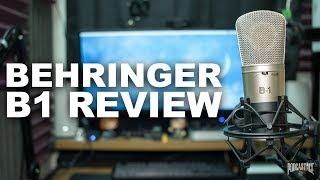 Behringer B-1 Condenser Mic Review