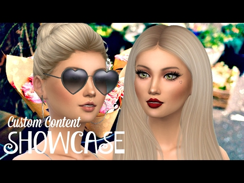 The Sims 4 | Custom Content Showcase + LINKS ❤