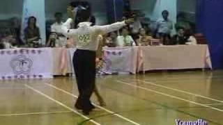 95全民運動會倫巴指定舞步Rumba
