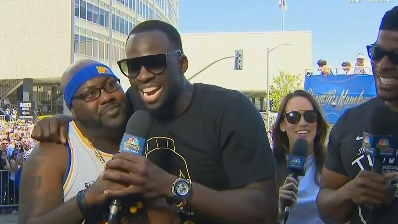 Draymond Green Disses Cavaliers Tristan Thompson After Sweep In Finals & Calls Out Soft NBA Players!
