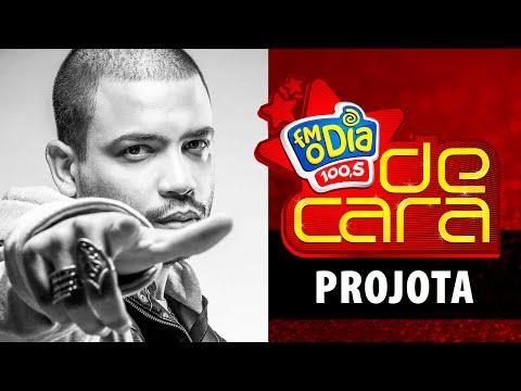 Projota De Cara na FM O Dia ( Completo)