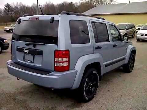 2012 Jeep Liberty Arctic Package - YouTube