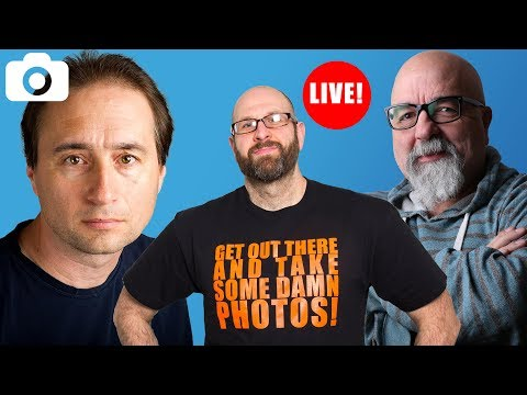 🔴📸LIVE: How To Fix Lightroom Problems with Special Guest Dave Doeppel!