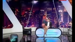 Haifa wehbe singing Sway 2014