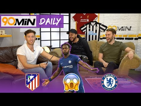 Can Chelsea beat Man City after Atletico Madrid win!? | Mbappe sends Alaba to the shops! | Daily