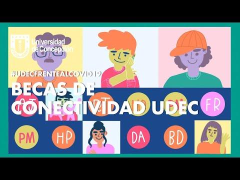 #UdeCFrenteAlCovid19: Becas de Conectividad #UdeC