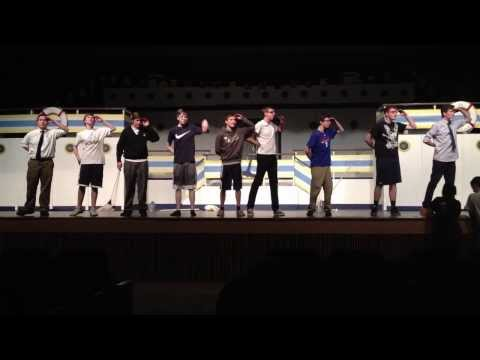 Gwynedd Mercy Academy High School presents: Anything Goes!