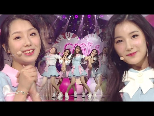 《Debut Stage》 ELRIS (엘리스) - We, First (우리 처음) @인기가요 Inkigayo 20170604