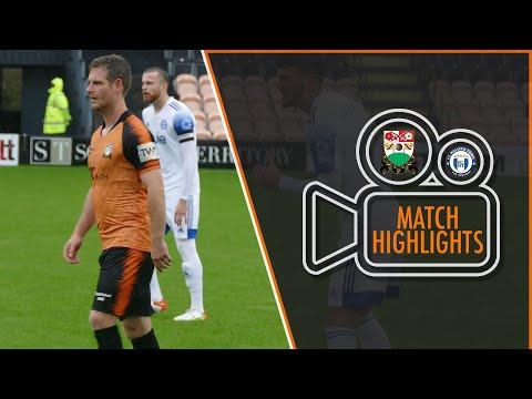 Barnet Halifax Goals And Highlights