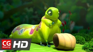 "CGI Animated Short Film ""Sweet Cocoon"" by ESMA 