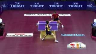 2015 WTTC MS-R64 Zhang Jike - Seo Hyundeok (full match|short form in HD)