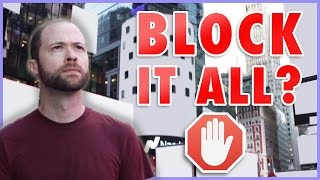 To AdBlock, Or Not To Adblock... | Idea Channel | PBS Digital Studios