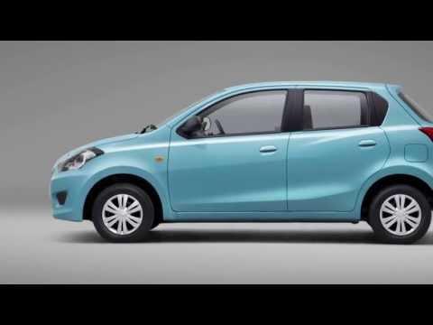 Datsun Go - первая модель возрожденного бренда Датсун! Обзор Александра Михельсона!