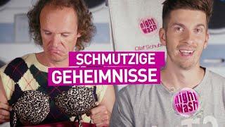 Die dreckige Wäsche der Comedians: Olaf Schubert & Co. im Backstage-Interview 2019