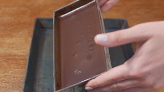 3 Ingredient Chocolate Sorbet