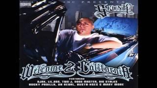 G-Funk - Growing Up On Tha Wesside (Feat. Dj Ak & Big Stalks)