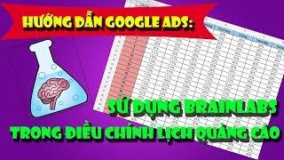 Hướng dẫn Google Ads: Brainlabs Trong Điều Chỉnh Lịch Quảng Cáo