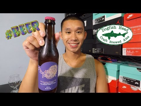 BEER REVIEW #26 - DOGFISH HEAD - MIDAS TOUCH ANCIENT ALE