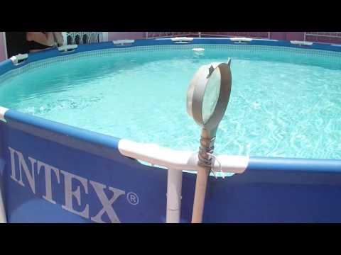 Vidange de ma piscine intex ultra frame doovi for Vidange piscine intex