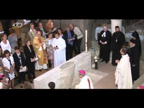 Messe d'inauguration de la Cathédrale de Nanterre