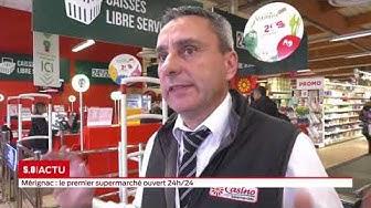 Mérignac : Casino teste un supermarché ouvert 24h/24