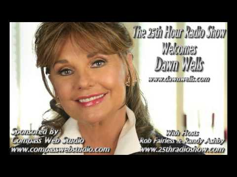 """Dawn Wells - Mary Ann Summers on """"Gilligan's Island"""" - Author - The 25th Hour Radio Show from YouTube · Duration:  13 minutes 34 seconds"""