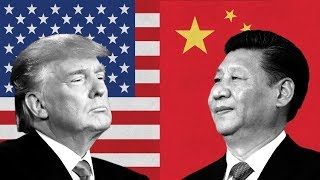 President Trump threatens to cut off trade with China