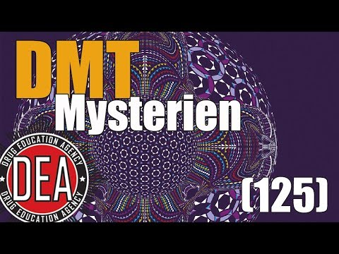 DMT-Mysterien! Was ist da in der Zirbeldrüse? | Drug Education Agency (125)
