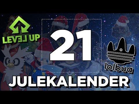 Level Up Og LOLbuas Julekalender: Luke 21
