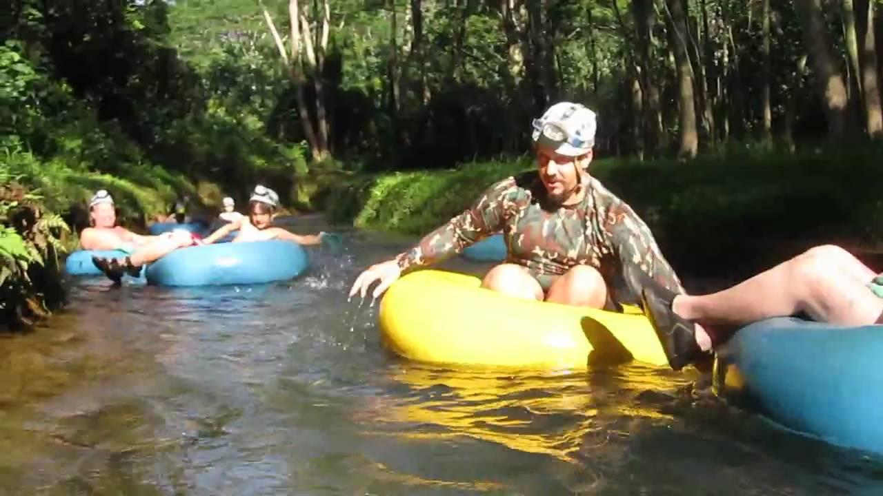 Kauai Backcountry Tubing Adventure!