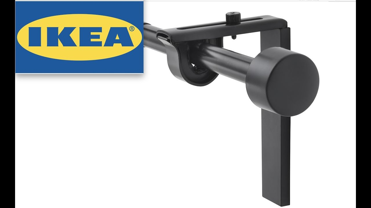 new ikea curtain rod kit review and why i love them 2019