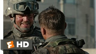 The Hurt Locker (5/9) Movie CLIP - Wild Man (2008) HD