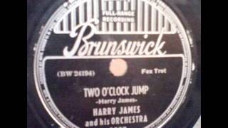 78 Rpm: Harry James & His Orchestra - Two O