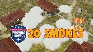 chocoTaco Has 20 Smokes and Time to Kill - PUBG FACEIT Game Recap