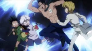 Hunter x Hunter Crack