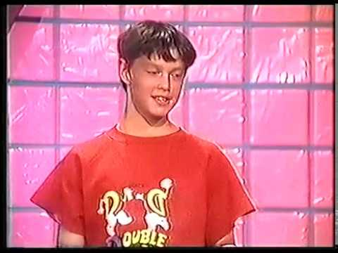 Double Dare (Australia) Full Episode (With Commercials intact) New  1989