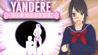 OPENING THE YANDERE TIME PORTAL | Yandere Simulator Myths