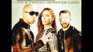 Gambar cover Follow the Leader(Album Version)- Wisin & Yandel + Jennifer Lopez