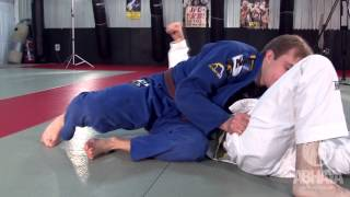 Half Spyder Guard Oma Plata Sweep - Brazilian Jiu-Jitsu