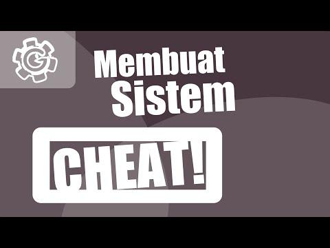Tutorial Game Maker: Membuat Dan Memasukkan Cheat Di Game Maker [HD]