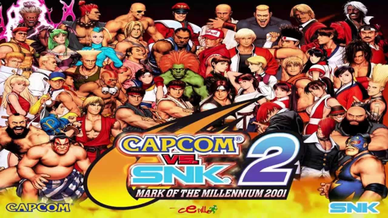 Arcade Ratio Match In 25m 50s By Xshiko Capcom Vs Snk 2 Mark