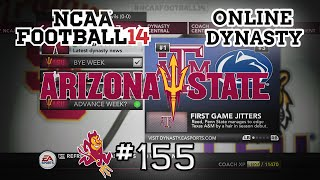 NCAA Football 14: Online Dynasty - E155 | S5W1 - Bye Week Update