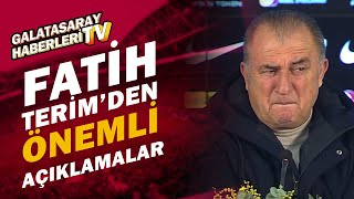 Fatih Terim Futbolcularını Tek Tek Övdü / Galatasaray 6 - 1 Denizlispor Maç Sonu Basın Toplantısı