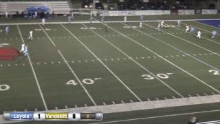 Loyola v. Vandebilt Catholic - Boy's Soccer Semi-Final