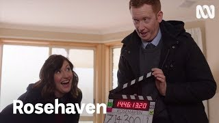 Rosehaven Season 1 Bloopers