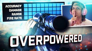 The OVERPOWERED HDR CLASS SETUP in Modern Warfare (Warzone Weapon Loadout)